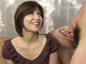 桐岡さつき》49才美人妻がシコシコ鑑賞から「お願い☆入れて☆我慢できない☆」ってなる瞬間ww