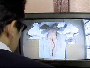 風間ゆみ》寝取られ願望な旦那の命令で出入り業者に全裸目隠し姿を晒させられてのNTRな3P乱交する三十路巨乳な熟女人妻!